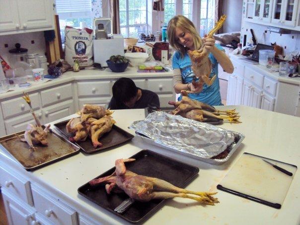 chickensplucking