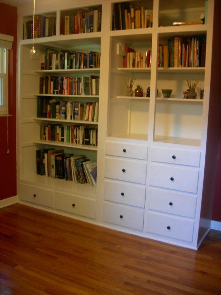 Our House, Part IV: The Library