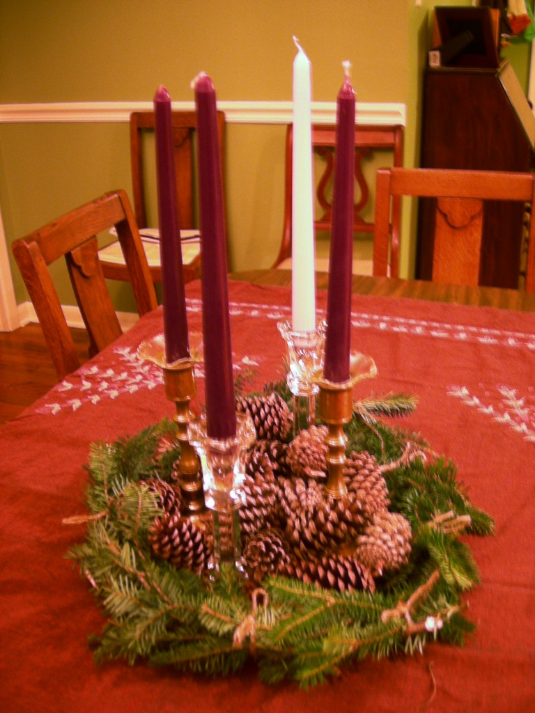 Various Things Related to Advent