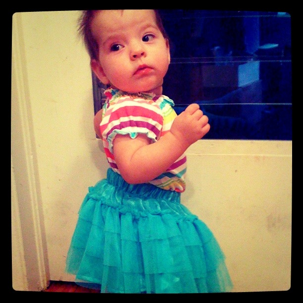 A Letter to Lucy, at Nine Months…