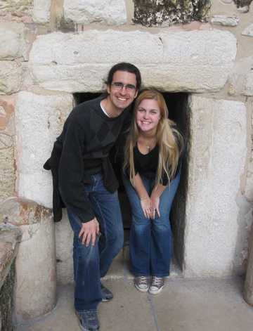 Jessa @ Shalom Sweet Home - Bethlehem Door of Humility