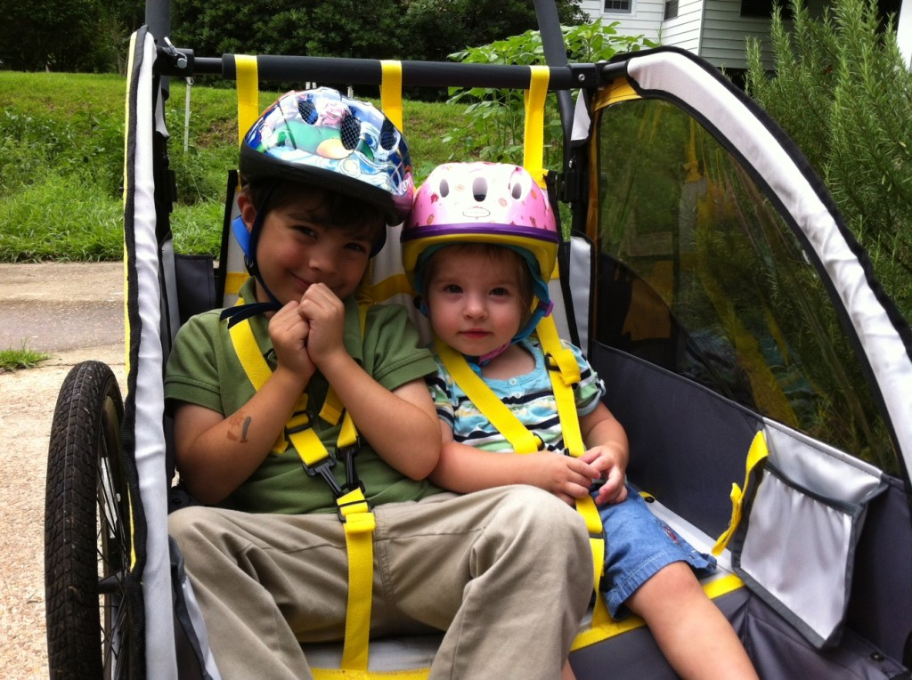 Growing a Family on One Income: Part I, Being a One-Car Family