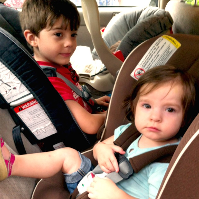 Can You Fit Three Car Seats in a Camry? Growing A Family on One Income: Part II