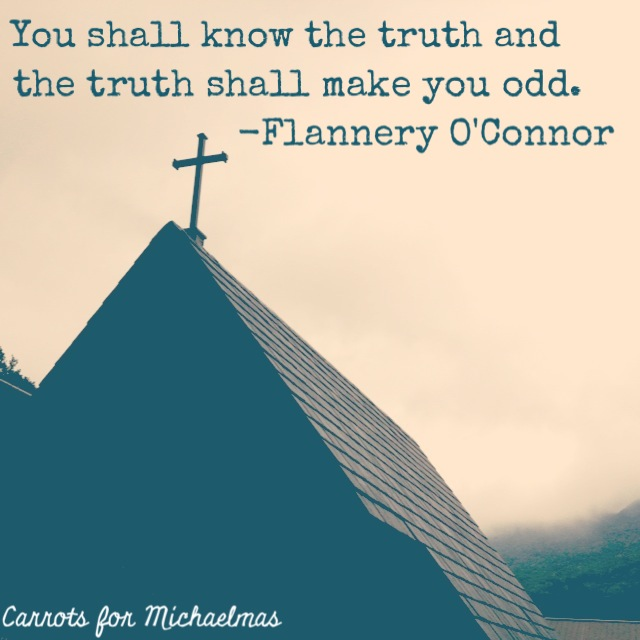 10 Things I Love About Flannery O'Connor