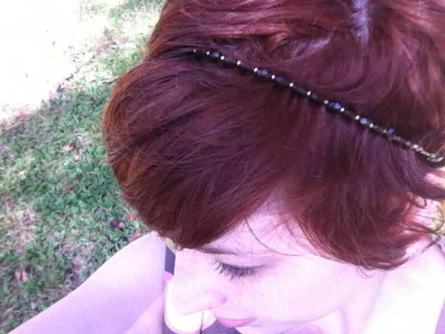 Finally! Hair Accessories That I Don't Hate! (and GIVEAWAY)
