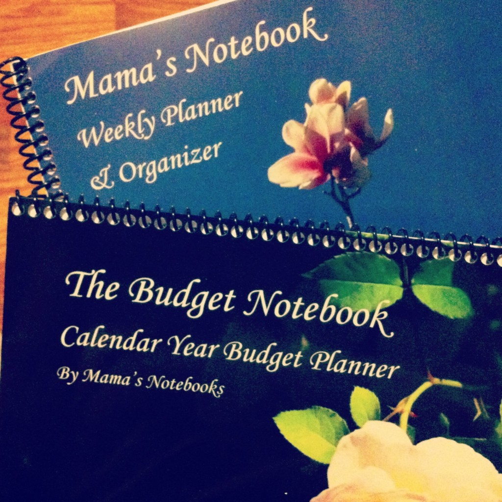 Getting Organized with Mama's Notebooks (Review and GIVEAWAY!)