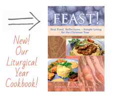 our liturgical cookbook