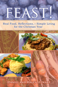Feast - our liturgical year cook book from carrots for michaelmas