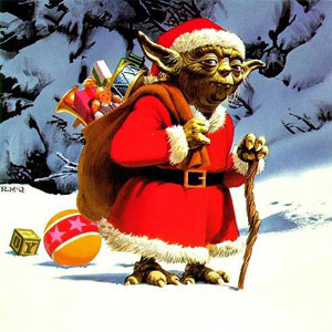 Santa, Yoda, and the Persistence of Childhood Magic