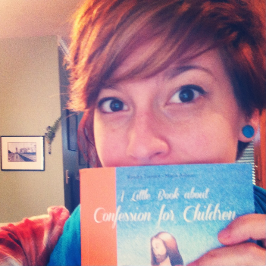 Preparing for a Child's First Confession (And Giveaway)