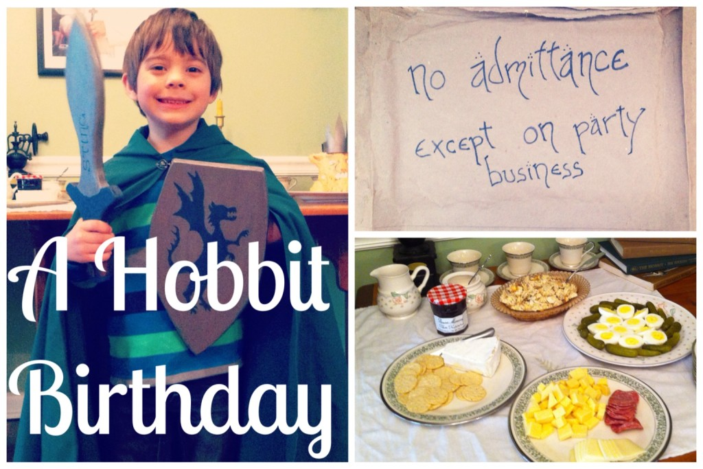 A Hobbit Birthday!