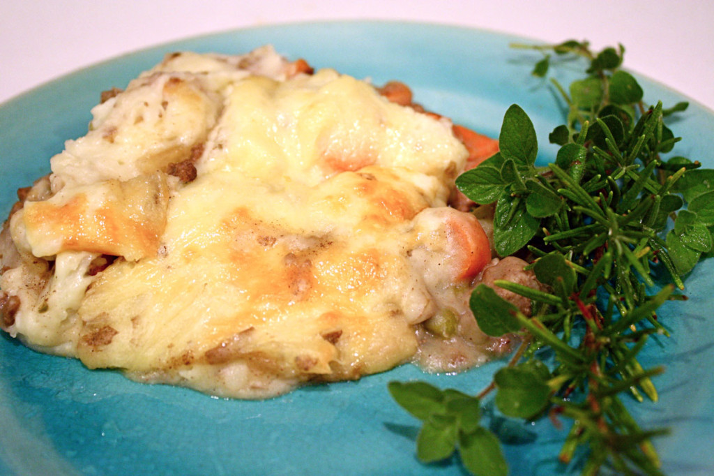 Shepherd's Pie for St. George of Merry England