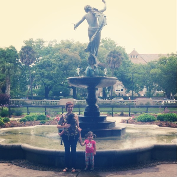How to do New Orleans with small children--great tips! // Carrots for Michaelmas