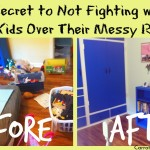 The Secret to Not Fighting with Your Kids Over Their Messy Room // Carrots for Michaelmas