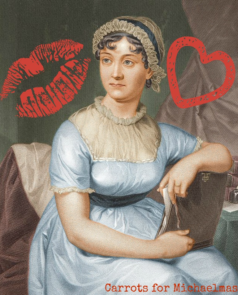 Some Jane Austen Love for Her Bicentennial!