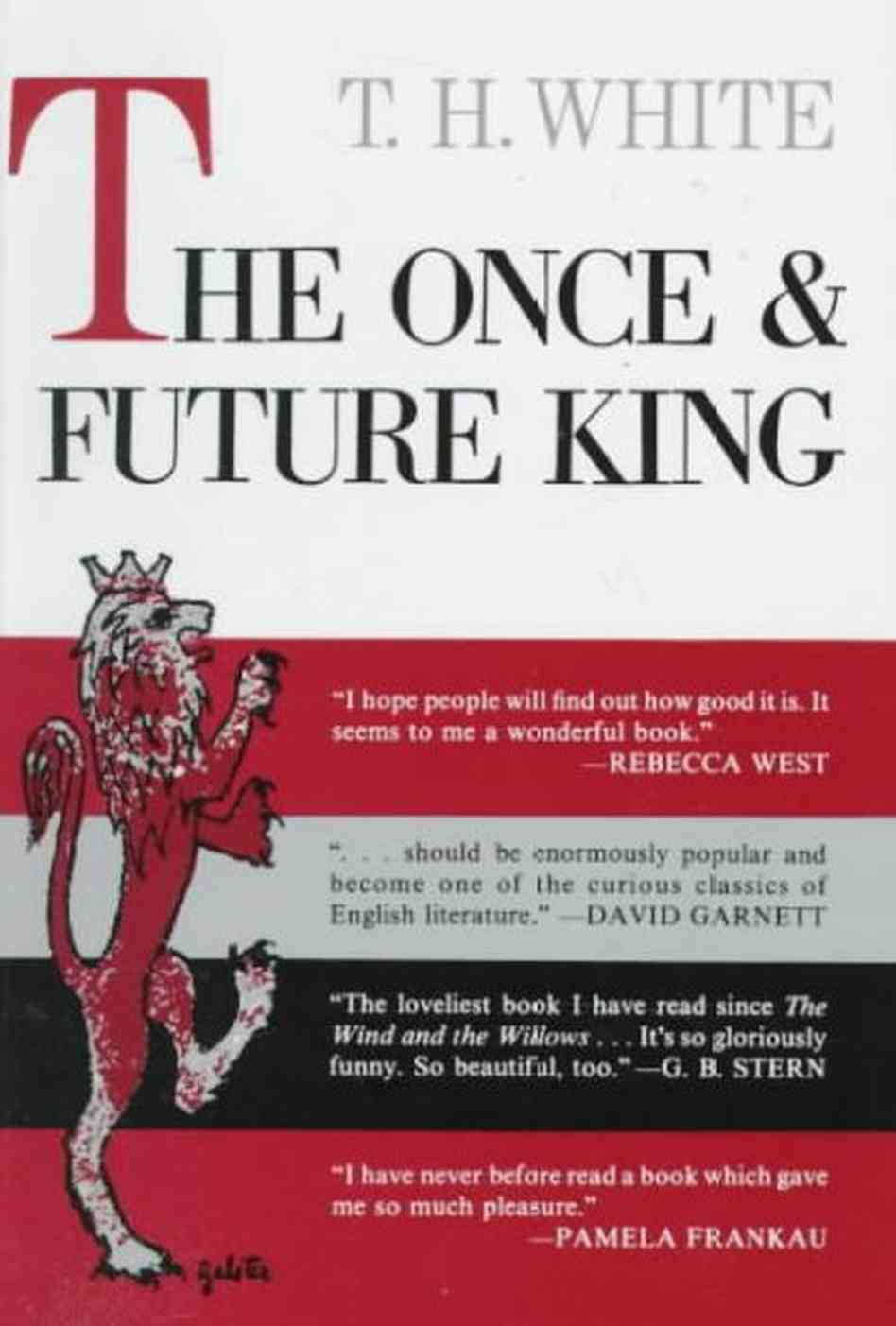 a review of th whites novel the once and future king