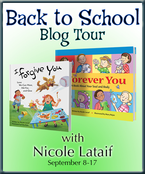 A Few of My Favorite Things: Catholic Children's Books and Forgiveness! (Guest Post by Nicole Lataif)