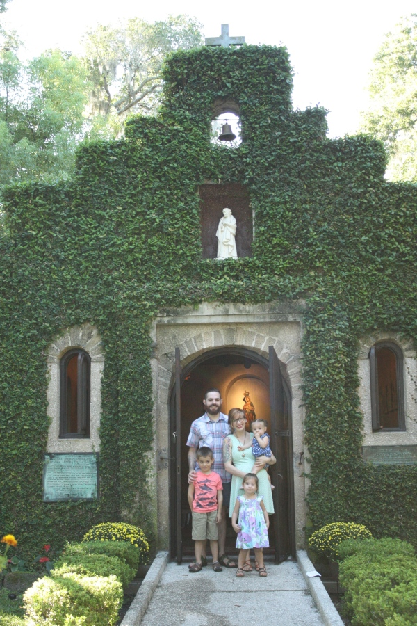 Saints and Pirates! A Travel Guide to St. Augustine for Young Families