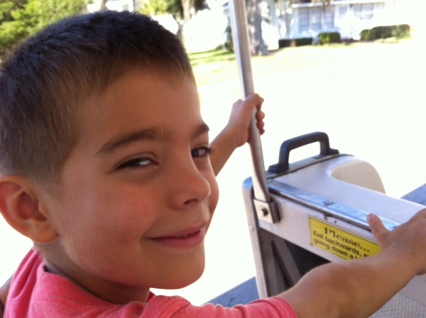 Travel Guide for Young Families to St. Augustine // Carrots for Michaelmas