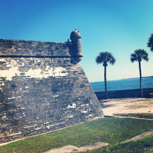 Travel Guide to St. Augustine for Young Families // Carrots for Michaelmas