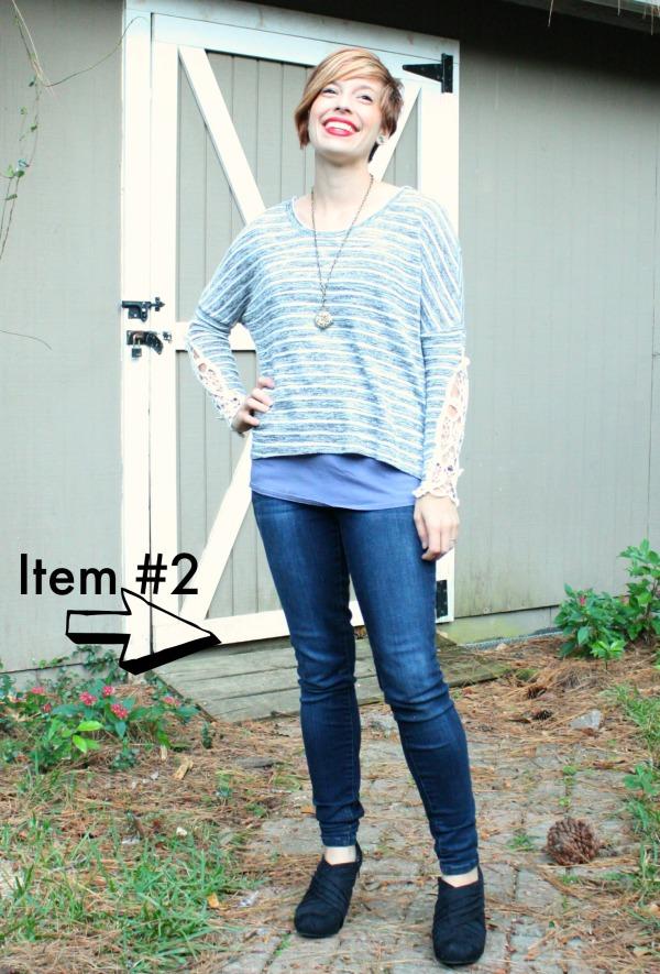 Kensie Sophia Skinny Jeans