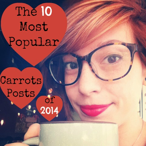 The Most Popular Carrots Posts of 2014