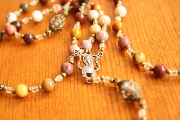FaithBeads Rosary