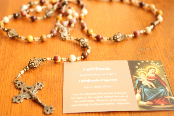 These Are a Few of My Favorite Things (FaithBeads Giveaway!) {Sponsored Post}