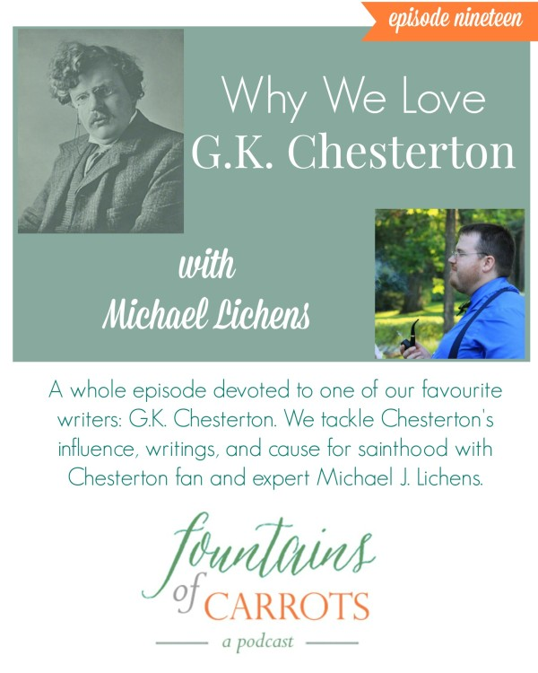 Two Things for a Tuesday (G.K. Chesterton and Fixing Links So You Can Stop Stressing)