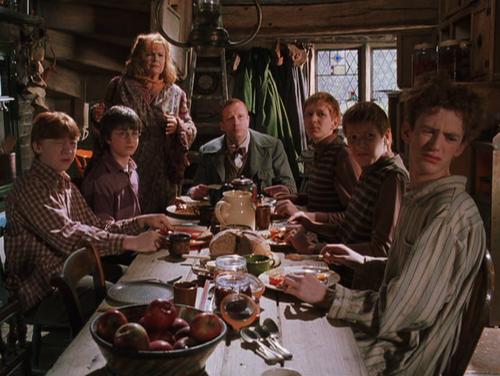 9 Reasons the Weasleys Are (Probably) a Catholic Family руперт гринт