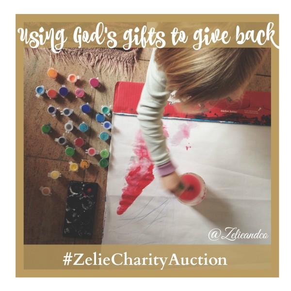 Charity Auction from Lovely Catholic Artisans