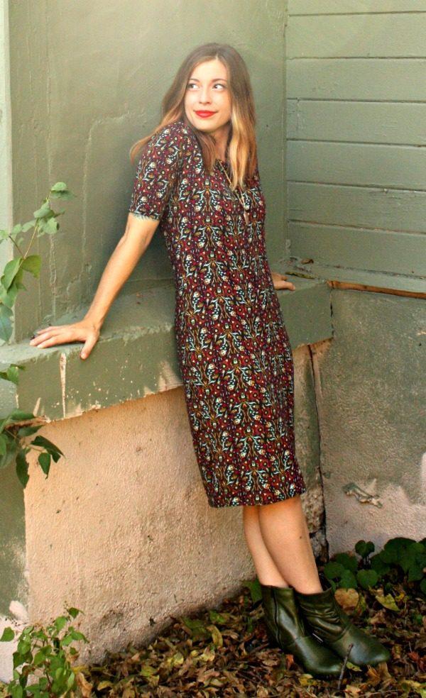 The Julia Dress from LulaRoe