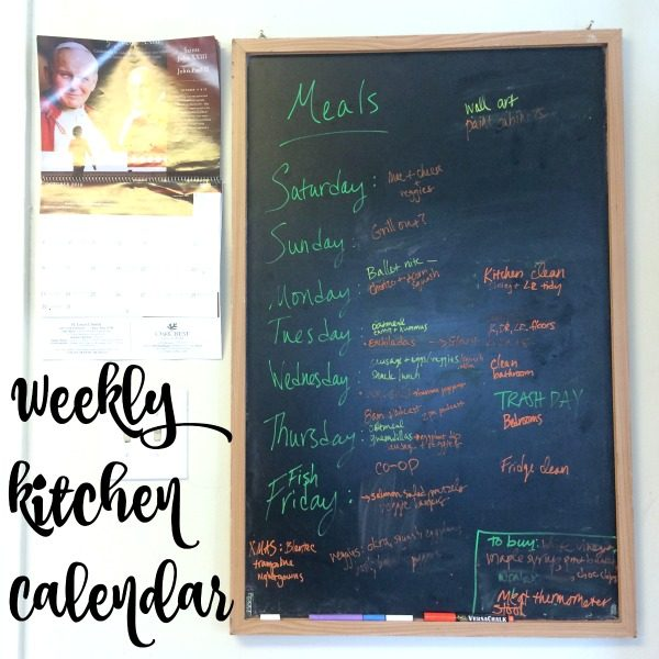 weeklykitchencalendar