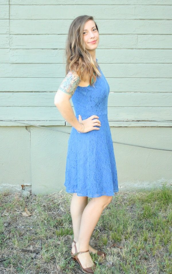 Analeese Lace Dress by Brixon Ivy for Stitch Fix