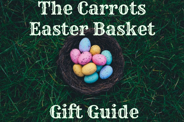 Gift Guide (with Discount Codes!) for Last-Minute Easter Basket Fillers!
