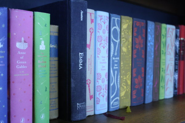 The Literary Medicine Cabinet: Comfort Reads (and something I made for you!)
