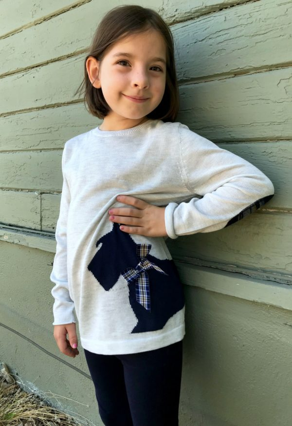 Emerson Pullover Sweater by Nine One Eight for Stitch Fix Kids