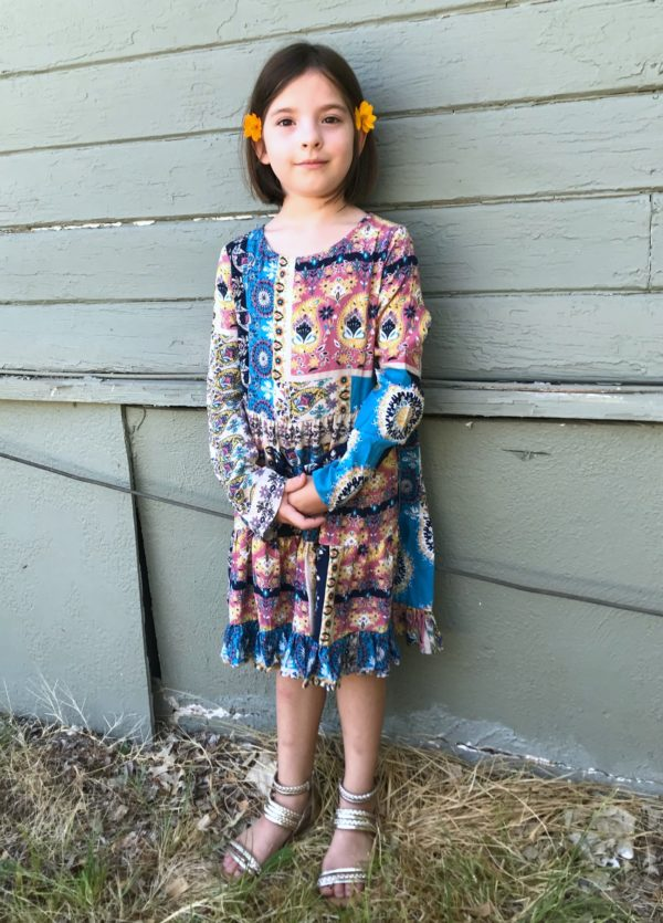 Caroline Skater Dress by Be Only You for Stitch Fix Kids