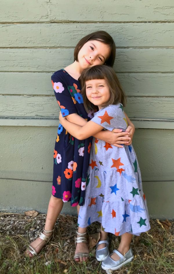 Hanna Andersson Jalissa Tiered Dress for Stitch Fix Kids