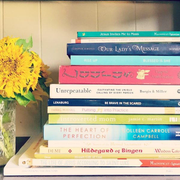 Spring/Summer Reads (And books giveaway!)
